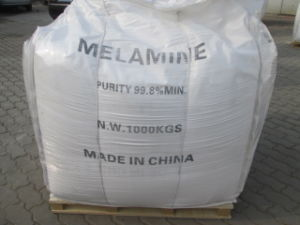 Melamine Tableware Melamine Formaldehyde Resin Melamine Powder 99.8% Min pictures & photos