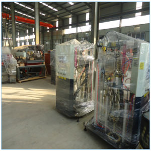 Insulating Glass Double Group Sealant Coating Machine pictures & photos