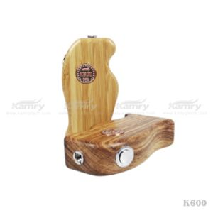 New Styles K600 Electronic Cigarette Mod 100% Natural Wood