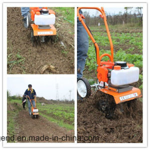 Air Cool Gasoline Multi Mini Tiller Weeding and Loosing pictures & photos