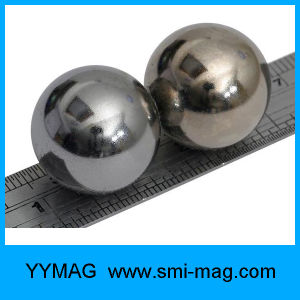 Hot Sale Polishing Ferrite Oval Magnet Toy pictures & photos