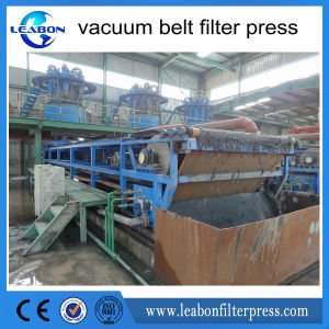 China Golden Supplier Slude Vacuum Belt Filter Press pictures & photos