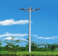 Outdoor LED Light Towers/Outdoor Mast Tower Poles pictures & photos