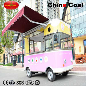 Pink Street Fast Food Car pictures & photos