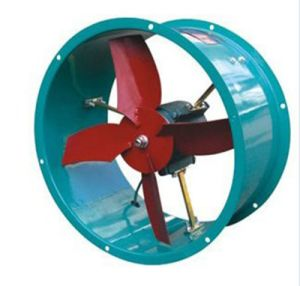 Wall Mounted AC Metal Blades Axial Fan pictures & photos