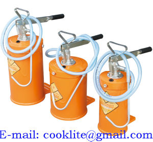 Hand Operated High Volume Bucket Lubrication Grease Pump pictures & photos