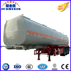 Factory Price 42cbm Diesel/Petrol/Crude Oil Storage Tank/Tanker Truck Semi Trailer pictures & photos