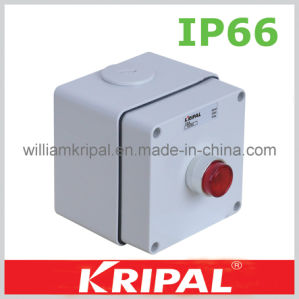 IP66 Waterproof Stop Control Box pictures & photos