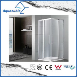 Bathroom Glass Simple Shower Room and Shower Enclosure (AE6832A) pictures & photos