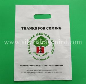 Custom Printed Plastic Carrier Bags, High Quality Low Price pictures & photos
