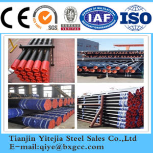 ASTM A106 Seamless Steel Tube pictures & photos