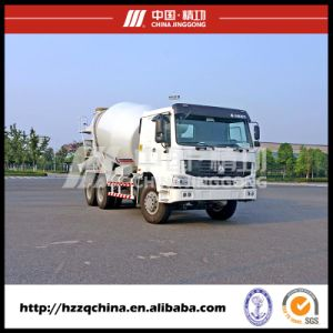 Brand New Concrete Mixer Trcuk, Cement Mixer Truck (HZZ5250GJBHW) pictures & photos