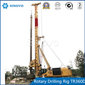 TR360D Rotary Drilling Rig for Foundation Piles pictures & photos