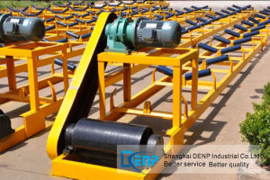 Denp Belt Conveyor Drum Idler Conveyor Belt Roller pictures & photos