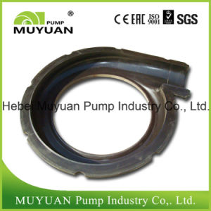 Corrosive Resistant /Acid Resistant / Wear Resistant Elastomer Rubber Pump Part pictures & photos