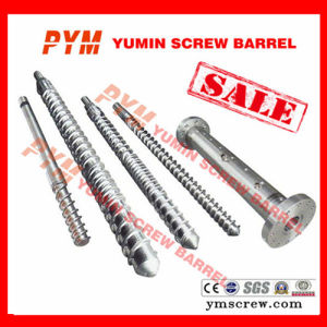Single Extruder Screw and Barrel for PP Materials pictures & photos