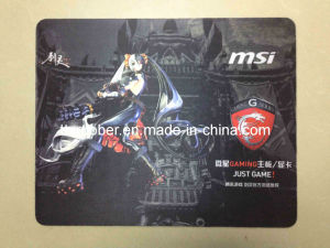 Non-Slip Rubber Promotion Mouse Pad pictures & photos