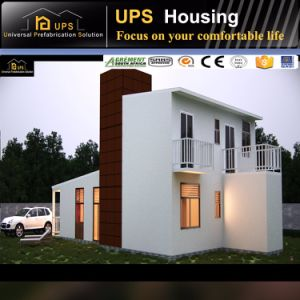 SABS Certificated Durable Prefabricated House Labor Camp Building pictures & photos
