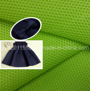 Knitted Mesh Fabric for Dress and Clothes pictures & photos