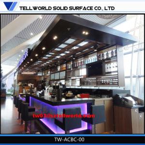 Acrylic Bar Counter, Bar Counter for Sale, Modern Home Bar Counter Design pictures & photos