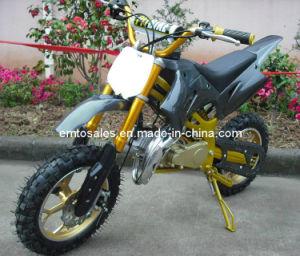 49cc 2 Stroke Children Size Mini Dirt Bike (ET-DB012) pictures & photos