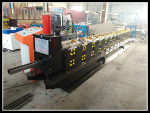 Dx Hydraulic Motor Drive C Purlin Roll Forming Machine pictures & photos