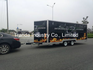 Food Caravan, Mobile Kitchen Truck, Catering, Mobile Shop, Mobile Workshop, Office, Quality Trailer. pictures & photos