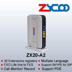 2 Ports Embedded IP PBX (ZX20)