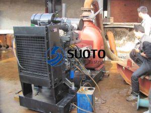Self Priming Cummins Diesel Engine Sewage Water Irrigation Pump pictures & photos
