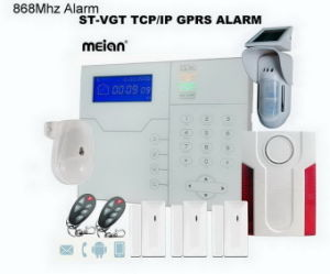 2016 Newest TCP/IP GSM Sistema RFID Wireless Touch Pad, DIY Security, Safe Home