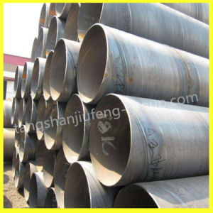 SSAW Steel Pipe Large Diameter Spiral Welded Steel Pipe pictures & photos