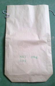 Square Bottom Kraft Paper Bag for Silicon Carbide Powder 20kg pictures & photos