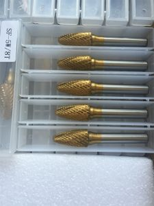 Carbide Burrs of Sf-6 Model 16*25*6.0*69L pictures & photos