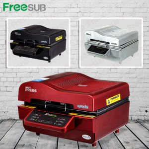 Freesub 3D Vacuum Multifuntional Heat Transfer Sublimation Machine (ST3042) pictures & photos