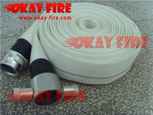 "3"" PVC Lining Fire Hose with John Morris Coupling"