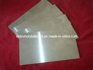 Mo-La Mo Alloy Molybdenum Lanthanum Alloy Plate Sheet for Powder Metallurgy Metal pictures & photos