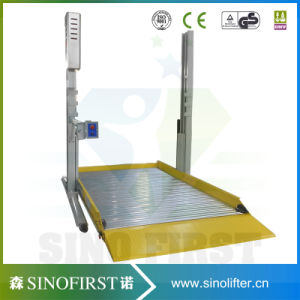 China 3600kg Car Lift Vehicle Lift 2 Post Storage Lift pictures & photos
