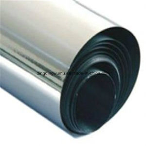 Good Quality Tungsten Foil Sheet Direct From Factory pictures & photos