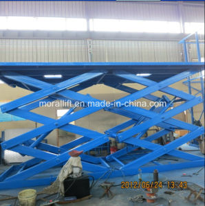 Electric Scissor Lift with Good Quality pictures & photos