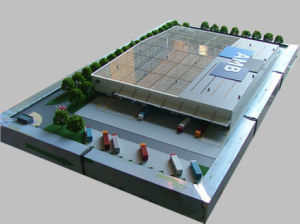 Architectural Model Making, Scale Model of Workshop (JW-303) pictures & photos