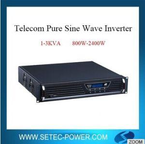 48VDC 220VAC 2kVA Telecom Inverter pictures & photos