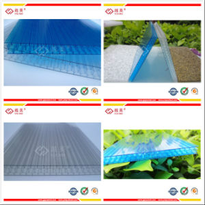 Polycarbonate Honeycomb Sheet for Sound Barrier (PC-YM-01) pictures & photos