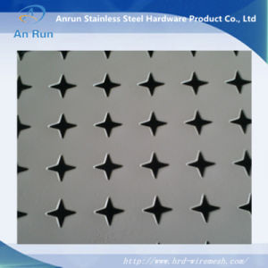 Star Perforated Wire Mesh with Competitive Price pictures & photos