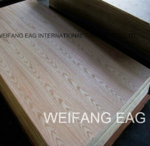 Good Quality Low Price 18mm Natural Ash Veneer Fancy Plywood pictures & photos