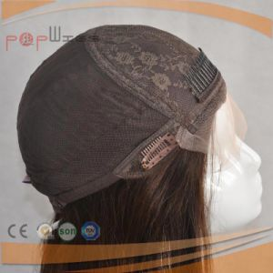 Exquisite Natural Color Elegant Hair Style Front Lace Wigs pictures & photos