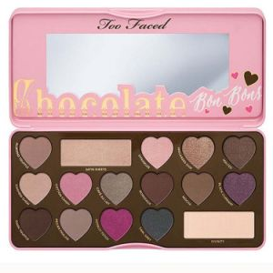 Too Face Chocolate Eyeshadow Palette for Makeup Sweet Heart Shape Eye Shadow pictures & photos