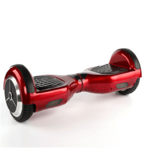 6.5inch Red Smart Self Balance Electric Scooter for Adults pictures & photos