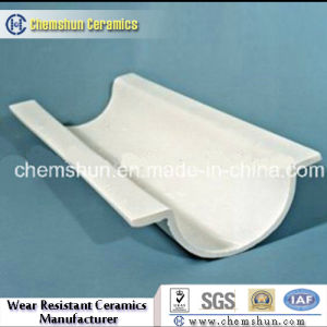 Chemshun Moldable Alumina Fabricated Ceramic Products Used in Thermal Power pictures & photos