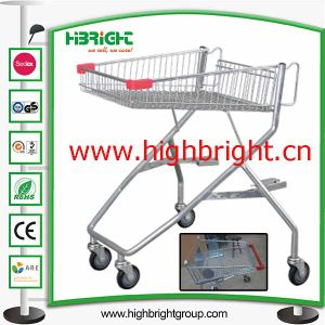 Handicapped Shopping Cart Trolley for Free Service of Disabled pictures & photos