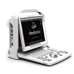 Ultrasonic, Ultrasound Scanner Black White Doppler Laptop Portable (SC-ECO3 expert)